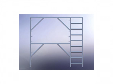 Apartment Scaffolding Frame with 18