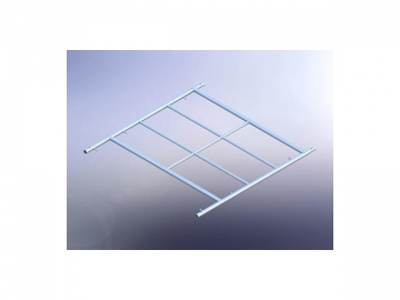 Scaffolding Snap-on Double Box Frame