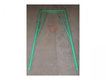Scaffolding Snap-on Ladder Frame