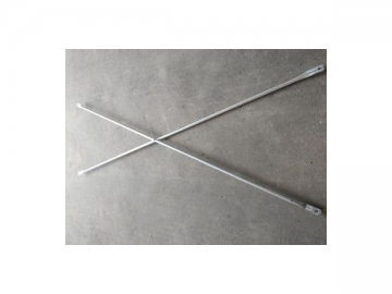 Scaffolding Punch Hole Cross Brace