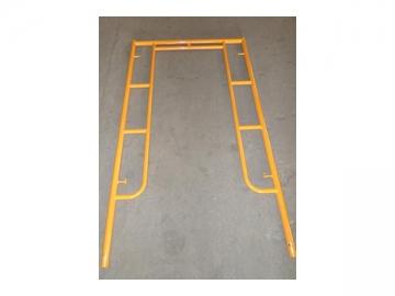Scaffolding Walk Thru Frame - Flip Lock