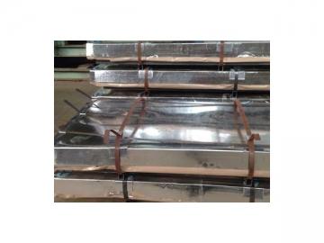 Scaffolding Galvanized Corrugated Sheet