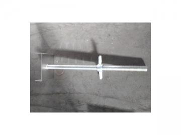 Scaffolding Forkhead Round Bar