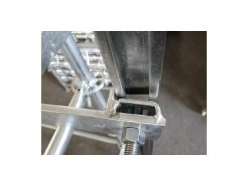 Scaffold QES Ladder and Ladder Bracket