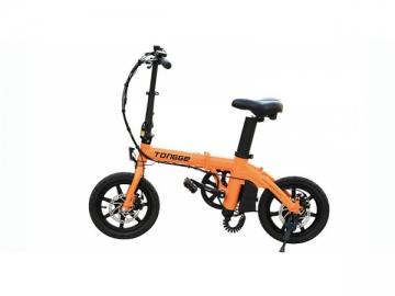 TG-Q001 Compact Electric Folding Bike