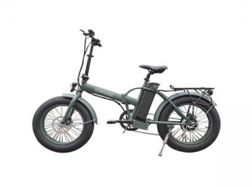 TG-S003 Electric Folding Fat Bike
