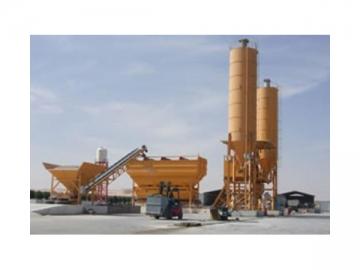HZS Modular Concrete Batching Plant