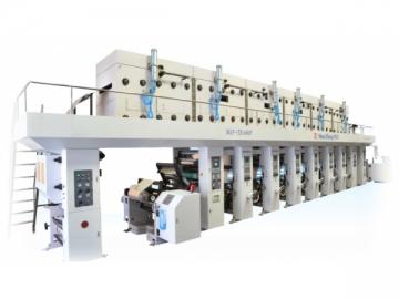 Reverse Roll Coater Type SGMC-AL150, Aluminum Foil Coating Machine