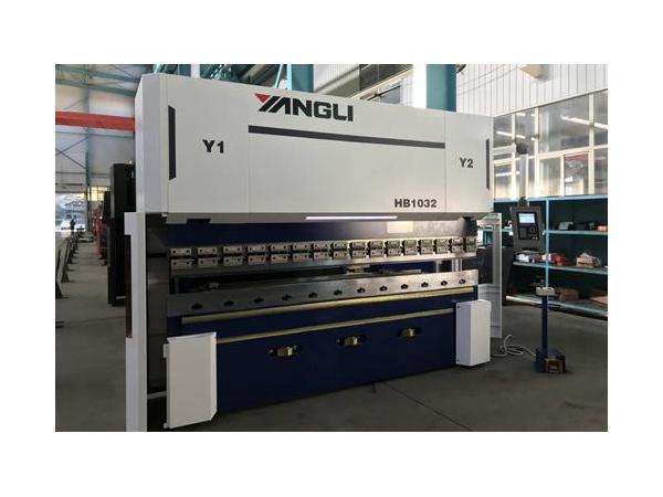 CNC High Speed Servo Hydraulic Press Brake
