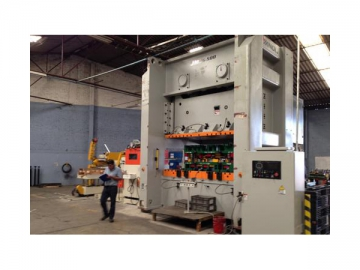 Double Point Mechanical Press  (Nominal force: 1100kN~8000kN)