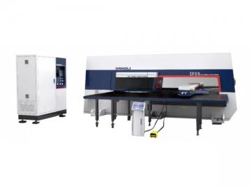 CNC Servo Drive Turret Punch Machine