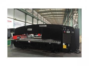 CNC Hydraulic Turret Punch Machine