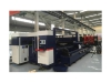 GL3015FT Dual Worktable Fiber Laser Cutting Machine with Tube Cutting Function