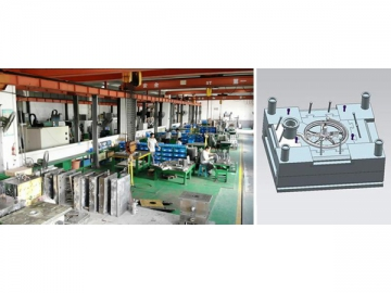 Injection Molding and Die Casting for Mass Production