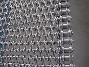 Chain Driven Wire Mesh Conveyor Belt