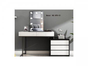 Vanity Makeup Mirror with LED Light