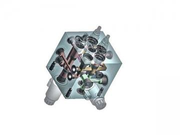 CustomHydraulic Manifold Blocks