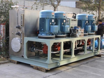 Hydraulic system manufacturer