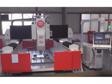3 Axis CNC Machining Center