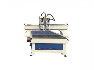 Multi Head 3 Axis CNC Router Engraver