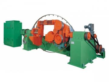 Double Twist Cabler / Strander, 1250-1600mm Spool