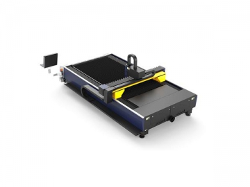G3015C Fiber Laser Cutting Machine with Gear Rack Dual Drive