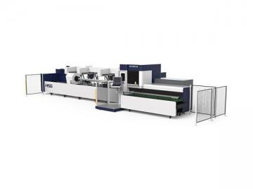 TS65 Fully Automatic Fiber Laser Tube Cutting Machine