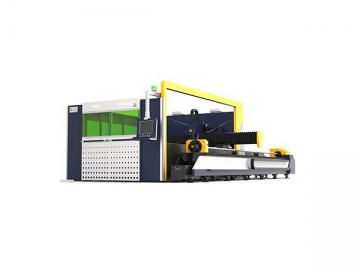 Metal Tube and sheet Fiber Laser Cutting Machine