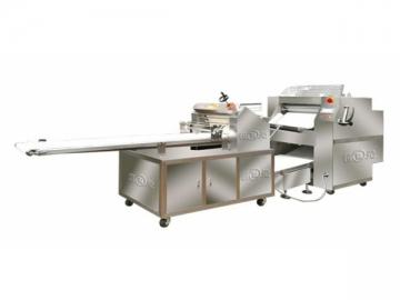 Automatic Dough Sheeting and Cutting Machine