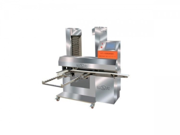 High Speed Backing Tray Arranging Machine