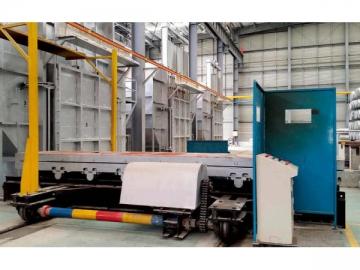 Charging Machine for Homogenizing Furnace