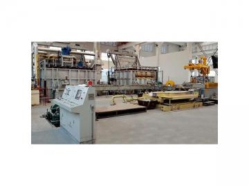 Casting Machine for Aluminum Alloy Plant