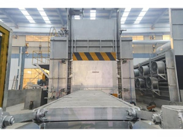 Aluminum Based Alloy Plant Cooling Equipment