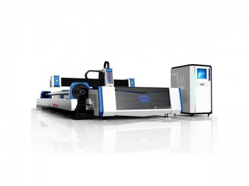 Auto Feeding Fiber Laser Cutter Used for Cutting Tube and Sheet