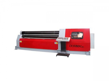 Hydraulic Rolling Machine With 4 Rollers