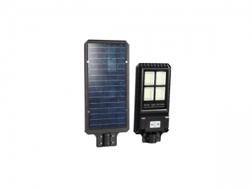 Integrated Solar LED Light Fixture, 99 SMD LEDs