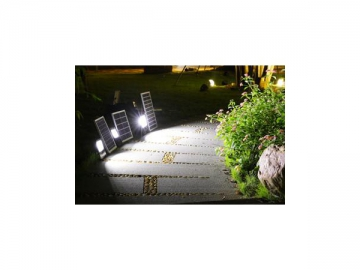 Solar SMD LED Flood Light