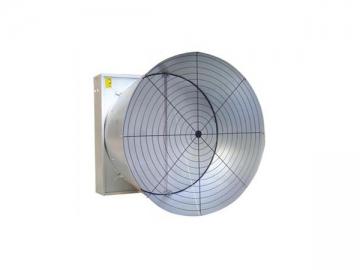 Wall Exhaust Fan, Model DJF(E) Axial Fan