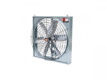 Air Circulating Axial Fan, Model DJF(B)-1