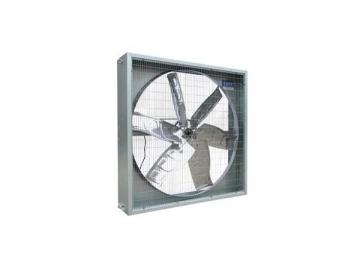 Air Circulating Axial Fan, Model DJF(B)-2
