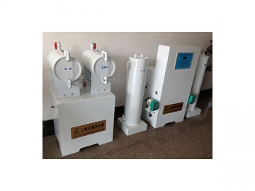 Professional solution provider of sewage treatment