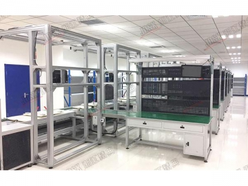 Automotive Seat Manufacturing Line