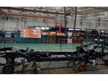 Pickup Truck Manufacturing Assembly  Line Case Study