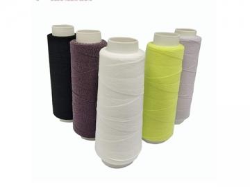 Core-spun Thread, Nylon Wrapped Spandex Core