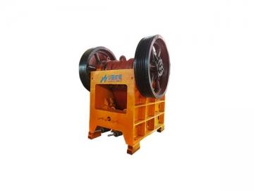Mining Crushing Machinery Jaw Crusher PE Series