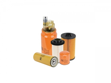 Construction Machinery Fuel Filter