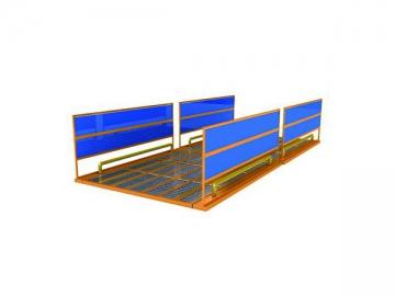 Worksite Heavy Equipment Wash System, Wash Rack