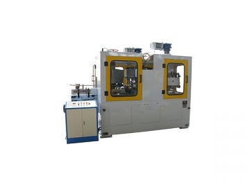 Automatic Vertical Seamer with Flanger and Beader