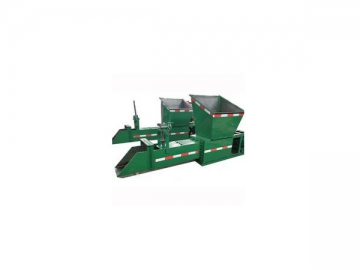 Plastic Foam Cold Forming Machine, Recycling Compactor