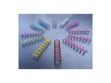 Plastic Spiral Coil Binder